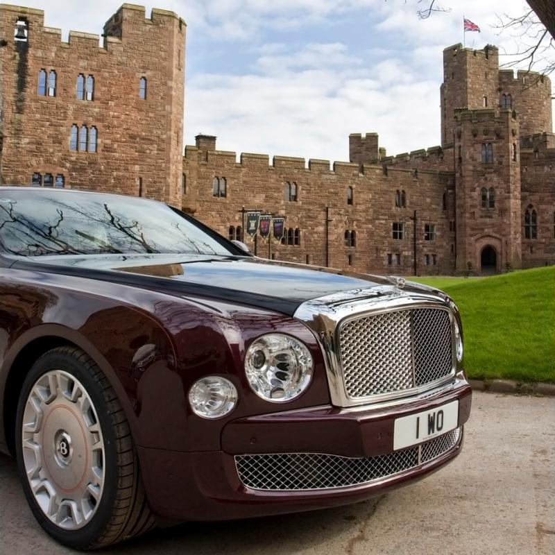 Bentley Mulsanne Diamond Jubilee 2
