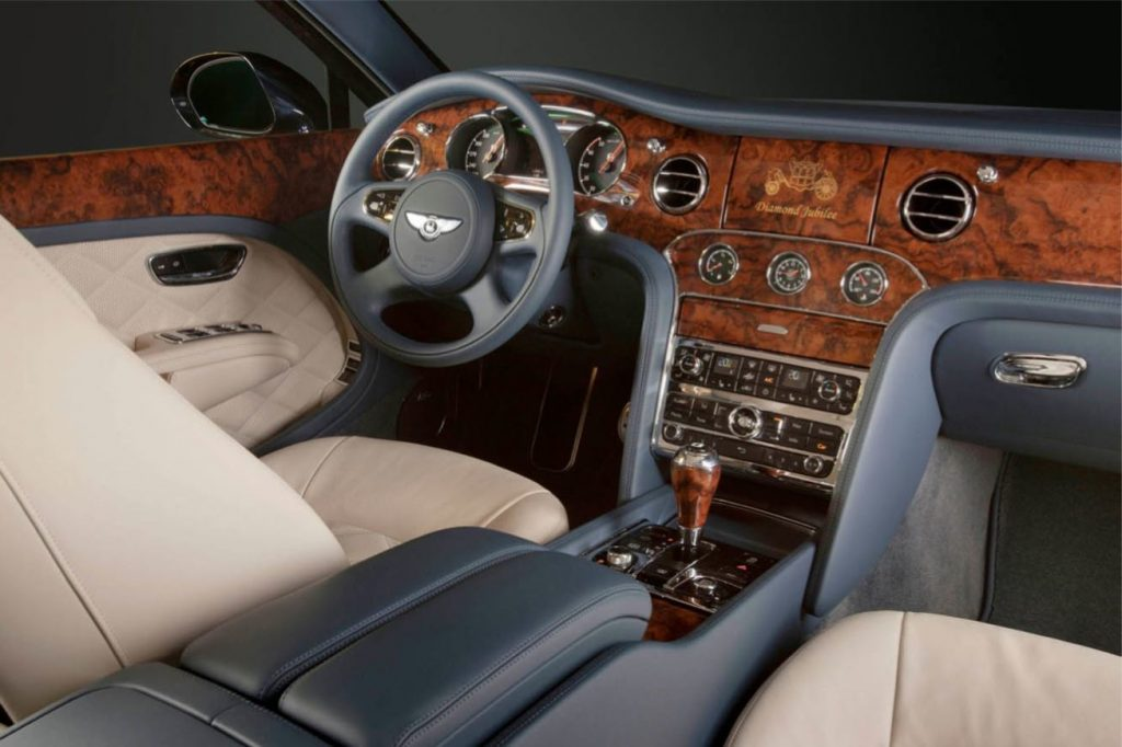 Bentley Mulsanne Diamond Jubilee 3
