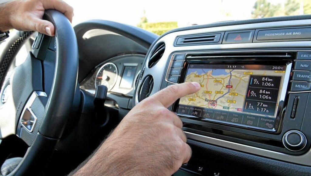 Mise à niveau du système de navigation GPS du VW golf 6